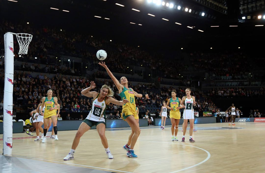 TEAMS NAMED FOR NETBALL QUAD SERIES