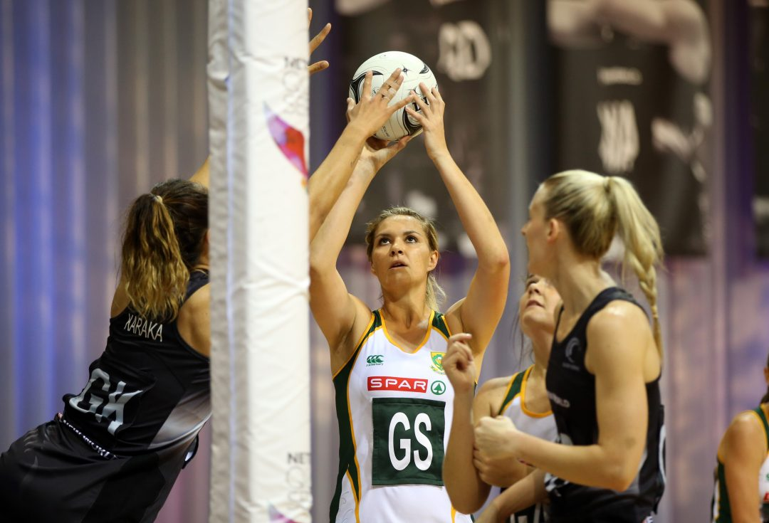 SPAR PROTEAS LOOKING FORWARD TO OPENING OF SANZEA NETBALL QUAD SERIES