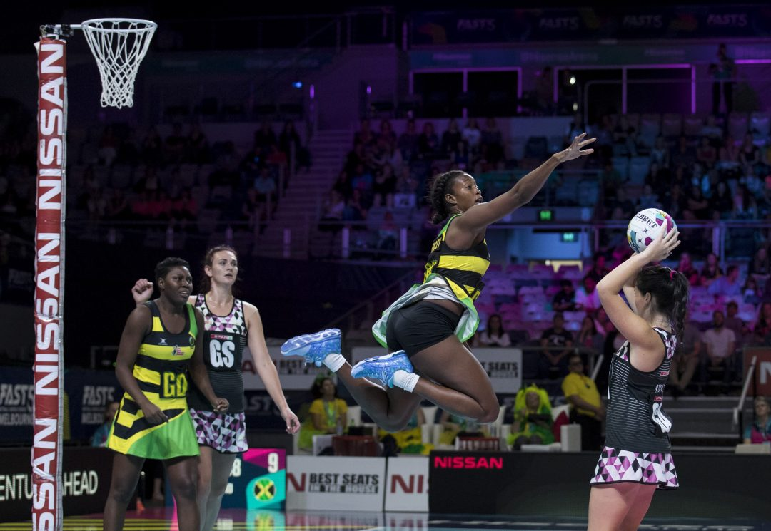 Jamaica pounce on their power play to secure first win