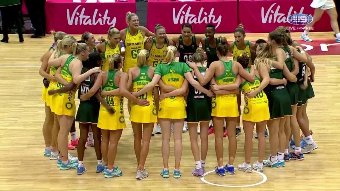 SPAR PROTEAS ACHIEVE BEST EVER RESULT AGAINST NETBALL WORLD CHAMPIONS