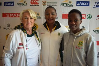NEW FACES IN SPAR PROTEAS SQUAD