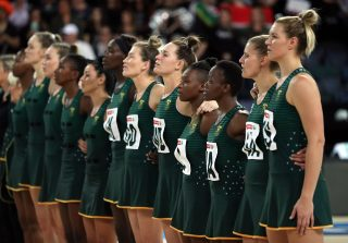 SPAR PROTEAS GO DOWN FIGHTING AGAINST AUSTRALIAN DIAMONDS