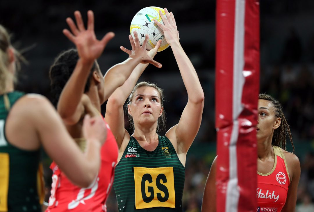 SPAR PROTEAS HOLD ENGLAND UNTIL THE BITTER END IN NETBALL QUAD SERIES THRILLER