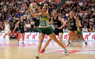 Sliver Ferns beat SPAR Proteas by 24 goals