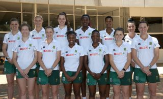 SOUTH AFRICAN NETBALL SIDES NAMED AHEAD OF DIAMOND CHALLENGE